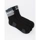 ADIDAS 3 Pack OG Blocked High Quarter Mens Socks
