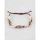 FULL TILT Puka Shell Single Bracelet