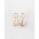 FULL TILT Puka Shell Earrings