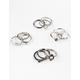 FULL TILT 12 Pack Etched/Arrow Rings