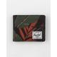 HERSCHEL SUPPLY CO. Roy Dark Olive Palm Wallet