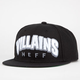NEFF Villains Mens Snapback Hat