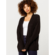 SKY AND SPARROW Thermal Womens Cardigan
