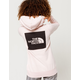 THE NORTH FACE Pink Ribbon Womens Hoodie