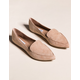 STEVE MADDEN Feather Camel Womens Loafers