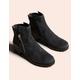DOLCE VITA Precia Anthracite Suede Womens Boots