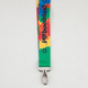 KEEP A BREAST Tie Dye Lanyard