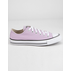 CONVERSE Chuck Taylor All Star Seasonal Color Lilac Womens Low Top Shoes