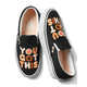 VANS Breast Cancer Awareness Slip-On Womens Shoes