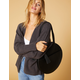 WEST OF MELROSE Knit Ain't Over Charcoal Womens Cardigan