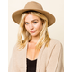 WEST OF MELROSE Classic Panama Hat