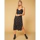 WEST OF MELROSE Budding Romance Midi Dress