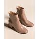 STEVE MADDEN Davist Tan Croc Womens Boots