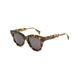 DIFF EYEWEAR Jagger Tortoise Sunglasses