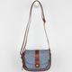 Floral Dot Crossbody Bag