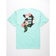 PRIMITIVE Dirty P Garden Mint Mens T-Shirt