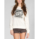 RVCA Crate Womens Sweatshirt
