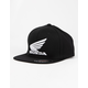 HONDA Track Side Mens Flexfit Hat