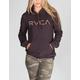 RVCA Ballpoint Womens Hoodie