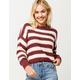 BILLABONG Til Sunset Womens Crop Sweater
