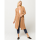 TIMING Thermal Womens Maxi Cardigan