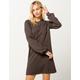 BILLABONG Free Way Sweatshirt Dress