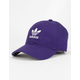 ADIDAS Originals Relaxed Purple Womens Strapback Hat