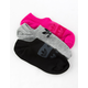 ADIDAS Stacked Forum 3 Pack Womens Ankle Socks