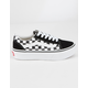 VANS Old Skool Platform Checkerboard Girls Shoes