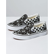 VANS Glow Alien Slip-On Black & True White Boys Shoes