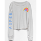 WHITE FAWN Aspen Girls Tee