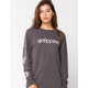 VOLCOM Madly Yours Womens Tee