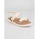REEF Voyage Lite Seas White Womens Sandals
