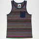 BEAUTIFUL GIANT Native Mens Tank