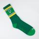 TODDLAND Shamrock Mens Crew Socks