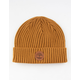 TIMBERLAND Ribbed Watch Cap Tan Mens Beanie