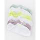 ADIDAS 6 Pack Trefoil Superlite Womens No Show Socks