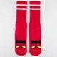TOY MACHINE Monster Crew Socks