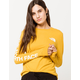 THE NORTH FACE Brand Proud Gold Womens Tee
