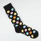 HAPPY SOCKS Dot Mens Crew Socks