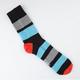 GLOBE Premium Mens Crew Socks