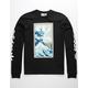 ADIDAS Tsunami Box Logo Mens T-Shirt