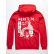 RSQ Here's To The Bad Times Mens Hoodie