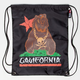 FATAL Cali Love Cinch Sack