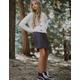 WHITE FAWN Ditsy Corduroy Girls Skirt
