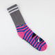 TOY MACHINE Secret Eye Mens Crew Socks