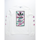 ADIDAS Tropical Floral Box Mens T-Shirt
