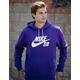 NIKE SB Icon Purple Mens Hoodie