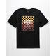 VANS Flame Gradient Print Boys T-Shirt