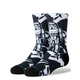STANCE Star Wars Floral Trooper Kids Crew Socks